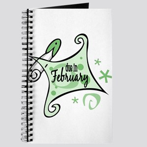 Due in February [Green] Journal